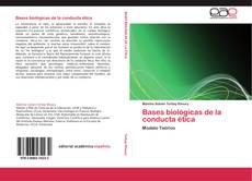 Couverture de Bases biológicas de la conducta ética