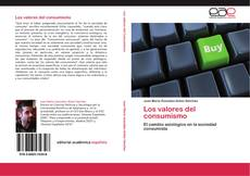 Bookcover of Los valores del consumismo