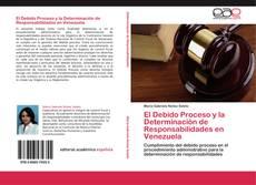 Portada del libro de El Debido Proceso y la Determinación de Responsabilidades en Venezuela