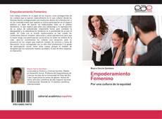 Portada del libro de Empoderamiento Femenino