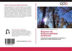 Capa do livro de Régimen de Responsabilidad Ambiental