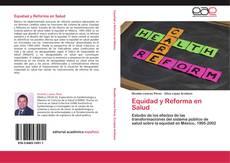 Portada del libro de Equidad y Reforma en Salud