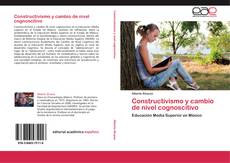 Capa do livro de Constructivismo y cambio de nivel cognoscitivo