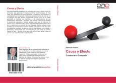 Buchcover von Causa y Efecto