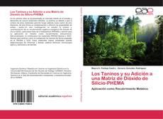 Capa do livro de Los Taninos y su Adición a una Matriz de Dióxido de Silicio-PHEMA