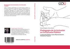 Copertina di Pedagogía de la Inclusión en la Escuela Pública