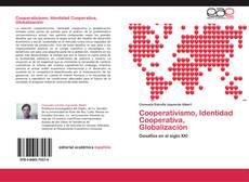 Обложка Cooperativismo, Identidad Cooperativa, Globalización