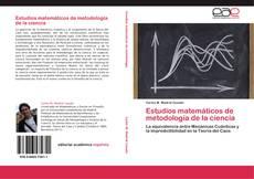 Bookcover of Estudios matemáticos de metodología de la ciencia