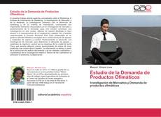 Capa do livro de Estudio de la Demanda de Productos Ofimáticos