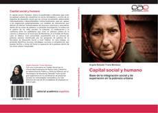 Bookcover of Capital social y humano