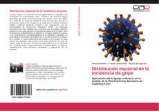 Portada del libro de Distribución espacial de la incidencia de gripe