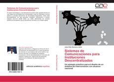 Portada del libro de Sistemas de Comunicaciones para Instituciones Descentralizadas