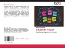 Обложка Educación Integral
