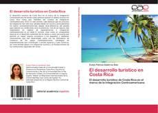 Обложка El desarrollo turístico en Costa Rica
