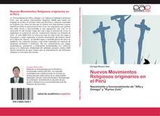 Capa do livro de Nuevos Movimientos Religiosos originarios en el Perú