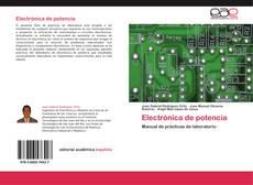 Couverture de Electrónica de potencia