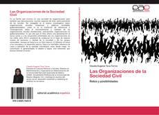 Portada del libro de Las Organizaciones de la Sociedad Civil