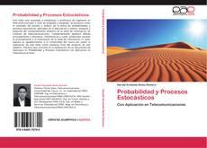 Capa do livro de Probabilidad y Procesos Estocásticos
