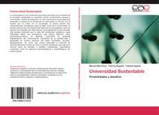 Copertina di Universidad Sustentable