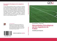 Обложка Necesidades Psicológicas de los Jugadores de Fútbol