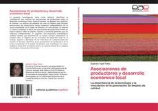 Bookcover of Asociaciones de productores y desarrollo económico local