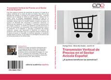 Portada del libro de Transmisión Vertical de Precios en el Sector Avícola Español