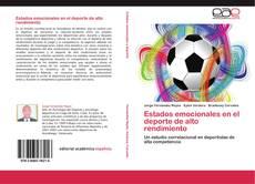 Borítókép a  Estados emocionales en el deporte de alto rendimiento - hoz