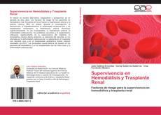 Buchcover von Supervivencia en Hemodiálisis y Trasplante Renal