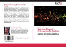 Bookcover of Memoria Musical y Entrenamiento Auditivo