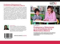 Capa do livro de Problemas y Soluciones en la Enseñanza de la Matemática Básica