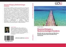 Обложка Geomorfología y Sedimentología Costera