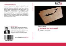 Capa do livro de ¿Qué son los Valores?