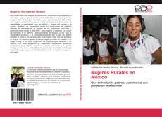 Обложка Mujeres Rurales en México