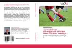 Обложка La preparación psicológica en el Fútbol como actividad compleja