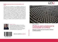 Borítókép a  Políticas para promover la innovación en el Perú - hoz