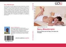 Bookcover of Spa y Masoterapia
