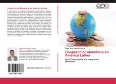 Buchcover von Cooperación Monetaria en América Latina