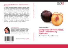 Обложка Compuestos Polifenólicos. Valor Taxonómico y Funcional