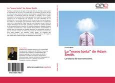 """Bookcover of La """"mano tonta"""" de Adam Smith."""