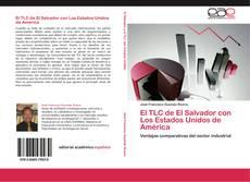Portada del libro de El TLC de El Salvador con Los Estados Unidos de América