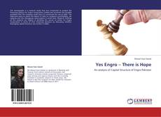 Portada del libro de Yes Engro – There is Hope