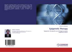 Bookcover of Epigenetic Therapy