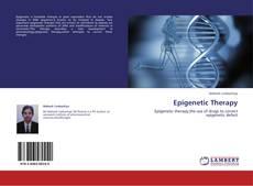 Buchcover von Epigenetic Therapy