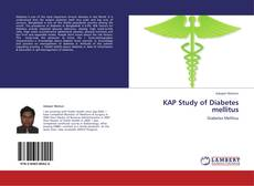 Capa do livro de KAP Study of Diabetes mellitus