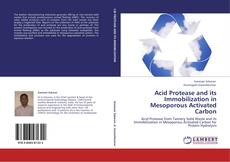 Bookcover of Acid Protease and its Immobilization in Mesoporous Activated Carbon