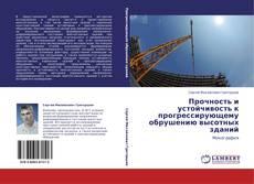 Copertina di Прочность и устойчивость к прогрессирующему обрушению высотных зданий