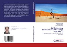 Portada del libro de Contemporary Environmental Readings (Volume 1)