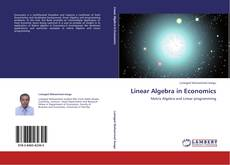 Bookcover of Linear Algebra in Economics
