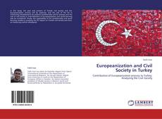 Couverture de Europeanization and Civil Society in Turkey