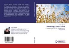 Bioenergy in Ukraine的封面